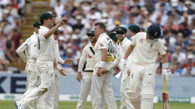 Ashes: England Consolidate Their Position On Day 2 - Sakshi Post