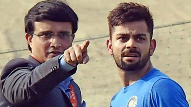 I Want To Become India Coach One Day: Sourav Ganguly - Sakshi Post