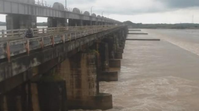 Bhadrachalam has been put on high alert as Godavari water level has risen - Sakshi Post