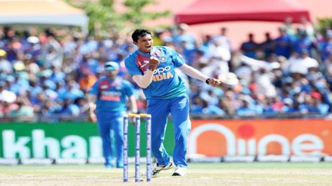 Saini Stars On Debut As India Beat West Indies By Four Wickets - Sakshi Post