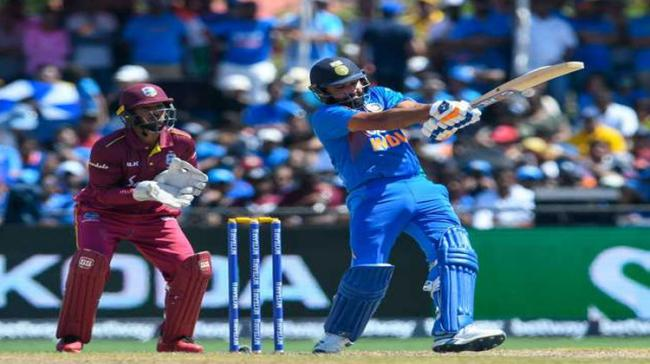 India Secure Series With 22 Run Win In Second T20I - Sakshi Post