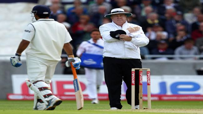 TV Umpires To Call No-balls For Overstepping On Trial Basis - Sakshi Post