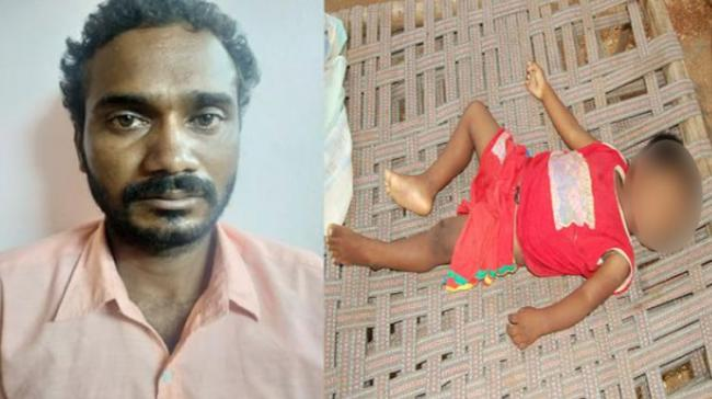 Barbaric Father Kills 4 year-old Son - Sakshi Post