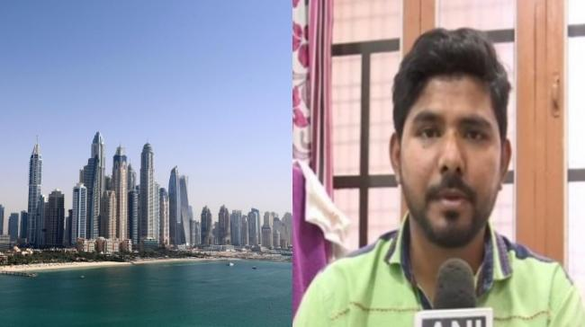 Mohammed Abdul Rouf seeks MEA help (Pic courtesy: ANI) - Sakshi Post