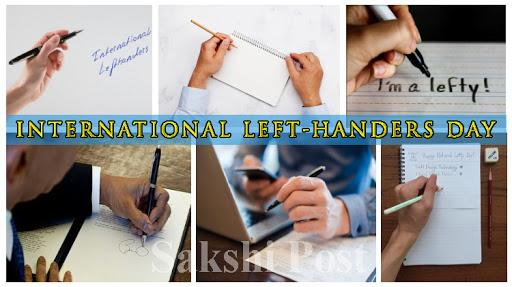 On International Left-Handers Day, Know What Challenges Southpaws Face - Sakshi Post