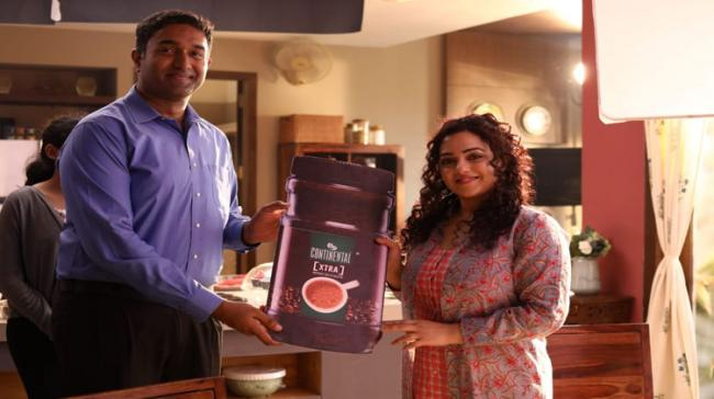 Continental Coffee A Make In India Initiative Since 25 Years Ropes In Nithya Menen As Brand Ambassador - Sakshi Post