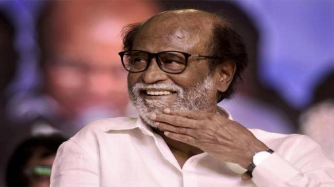Actor Rajinikanth - Sakshi Post