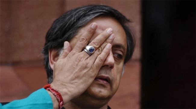 Thiruvananthapuram MP Shashi Tharoor - Sakshi Post