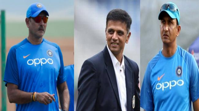 Who Will Be Team India's Next Batting Coach? - Sakshi Post