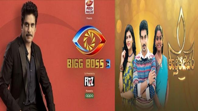 This Show Seems To Be Breaking Bigg Boss's TRPs - Sakshi Post