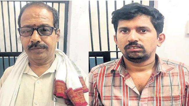 Temple Priest Turns Thief In Secunderabad - Sakshi Post