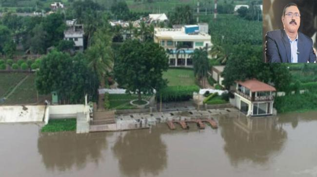 TDP's Petty Politics Over Floods - Sakshi Post