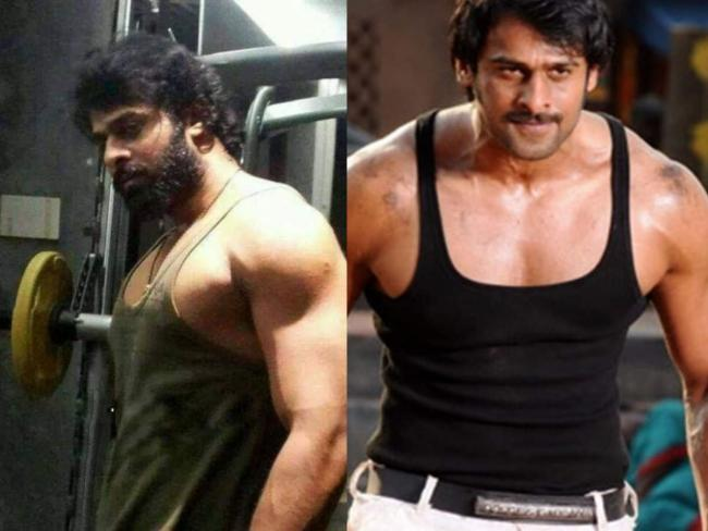 How Prabhas toned his body from that of King Baahubali to Undercover cop in Saaho - Sakshi Post