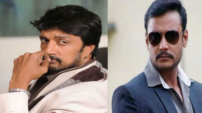 Sandalwood Friends Turned Foes: Sudeep Unfollows Darshan On Twitter - Sakshi Post