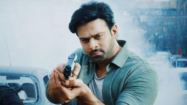 Prabhas starrer Saaho has garnered a good response in its pre-release business. - Sakshi Post