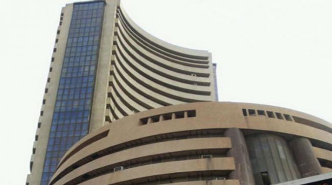 Sensex Soars 793 Pts On FPI Surcharge Rollback; Nifty Reclaims 11,000 - Sakshi Post