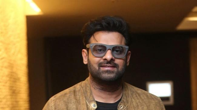 """:Young Rebel Star Prabhas says the kind of films that are being made across the country, the record set by """"Baahubali"""" films can be broken any Friday. - Sakshi Post"""