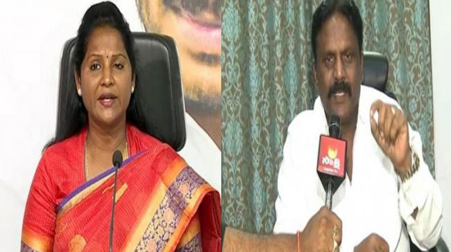 Dalits Have Taught TDP A Lesson, Yet Yellow Party Misbehaviour Goes On: Eliza - Sakshi Post