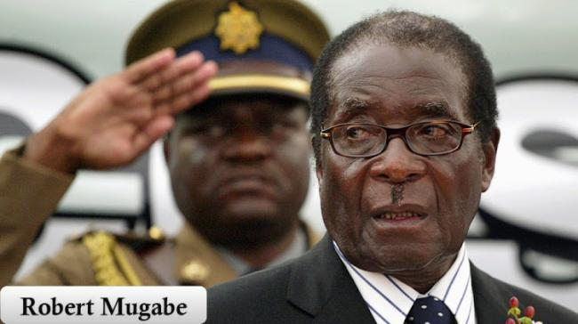 File Photo of Robert Mugabe - Sakshi Post