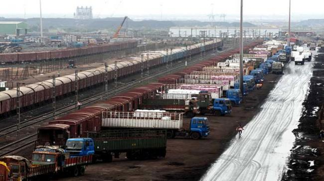 New Line In Andhra Comes As Boon For India Inc, Saves Up To Rs 7L Per Rake In Freight Movement - Sakshi Post