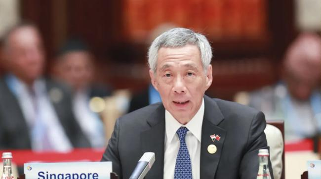 Singapore Prime Minister Lee Hsien Loong - Sakshi Post