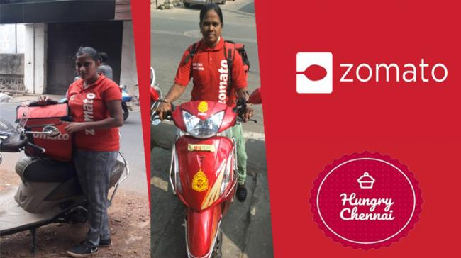 Zomato - Sakshi Post
