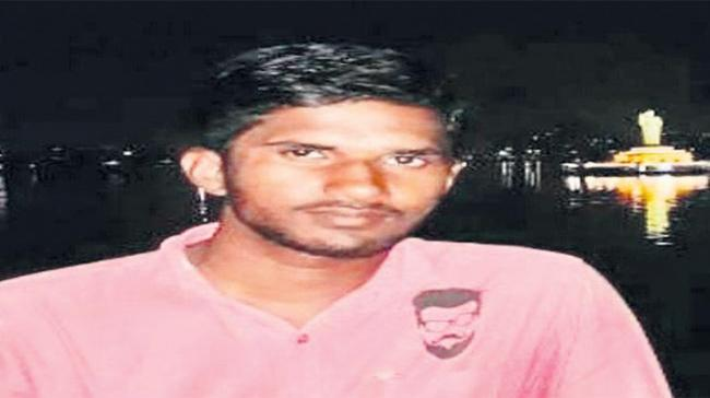 Deceased Sravan Kumar Reddy - Sakshi Post