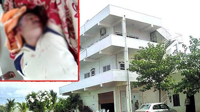 KCR's Farm house Inset: Constable dead body - Sakshi Post