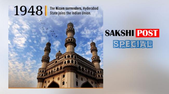 Hyderabad Was Not Apart Of India Even After Independence! - Sakshi Post
