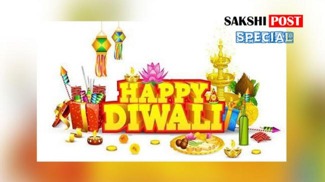 A Very Happy And A Safe Diwali - Sakshi Post