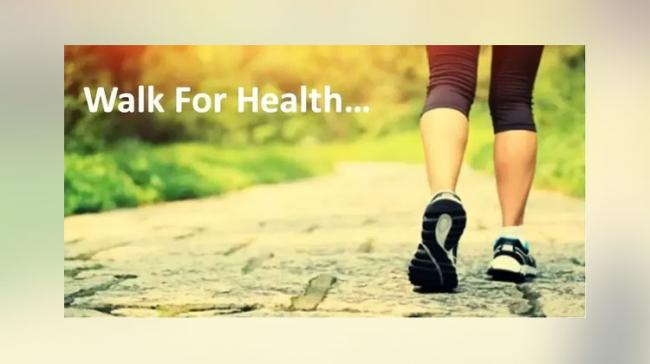 Walk For 30 Min Daily And Stay Fit! - Sakshi Post