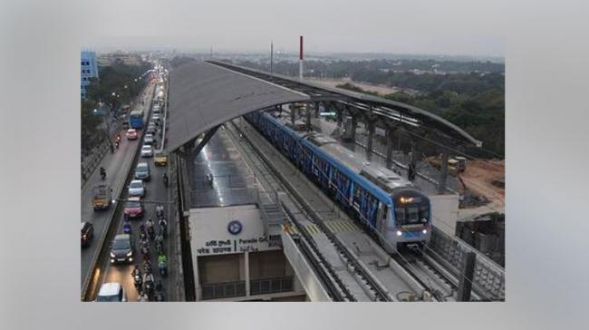 Science Corridor will be developed in between Secunderabad East and Nagole Metro station. - Sakshi Post