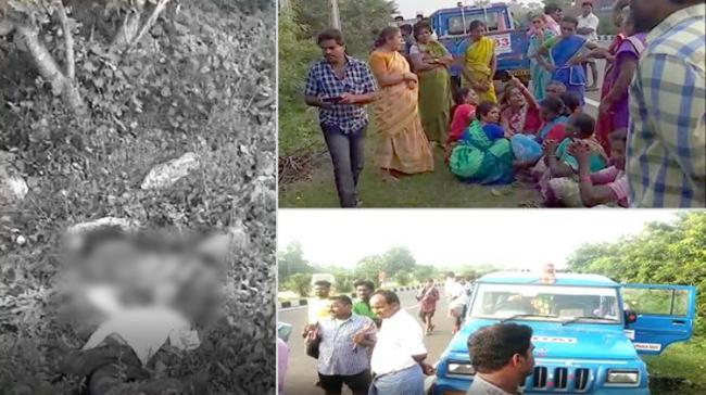 Vishakapatnam Couple's Fatal End As Tanker Crashes Into Them - Sakshi Post