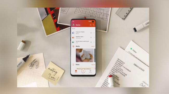 Microsoft Launches New Office App For Android, iOS - Sakshi Post