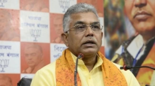 West Bengal BJP president Dilip Ghosh (File Image) - Sakshi Post
