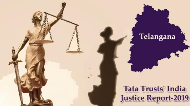 India Justice Report 2019India Justice Report 2019 - Sakshi Post