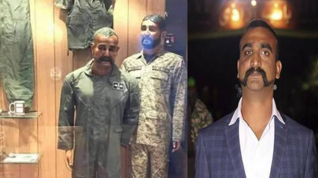 Pakistan Air Force displays Abhinandan's mannequin in its museum     - Sakshi Post