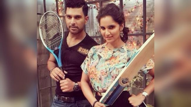 "Pic courtesy: Twitter@YUVSTRONG12<a href=""https://twitter.com/YUVSTRONG12/status/1195251585741398016""><br></a> - Sakshi Post"