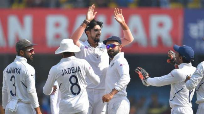 Pacers Lead Show As India Thrash Bangladesh By Innings & 130 Runs - Sakshi Post