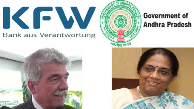 KfW German Bank To Lend Rs 1735 Cr To AP For Zero Budget Natural Farming - Sakshi Post
