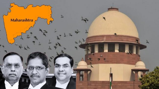 Floor test in Maharashtra Assembly for Chief Minister Fadnavis to prove his majority in the assembly will be held on Wednesday: SC - Sakshi Post