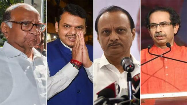 Timeline Of How Maharashtra Political Drama Unfolded - Sakshi Post