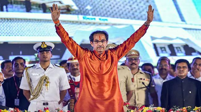 Shiv Sena Chief and newly appointed Chief Minister Uddhav Thackeray has won the trust vote in Maharashtra Assembly - Sakshi Post