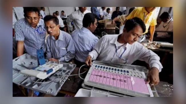 Counting Of Votes Begins In Karnataka - Sakshi Post