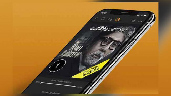 Audible Suno Brings Big B's Audio Show To Your Smartphone - Sakshi Post