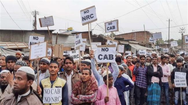 Protests against CAA - Sakshi Post
