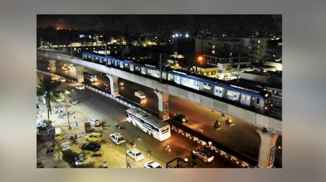Hyderabad Metro Trains To Continue Till Late Night - Sakshi Post