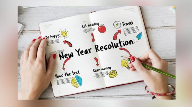 Here we have bought you a few healthy resolutions which you can actually keep to stay fit and healthy throughout the year - Sakshi Post