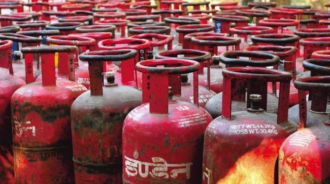 Price of non-subsidised LPG cylinder was hiked by Rs 19 - Sakshi Post