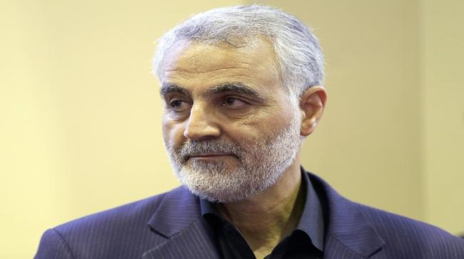 General Qasem Soleimani, the powerful commander of Iran's Revolutionary Guards, was killed in a US drone strike. (Image courtesy: AFP) - Sakshi Post